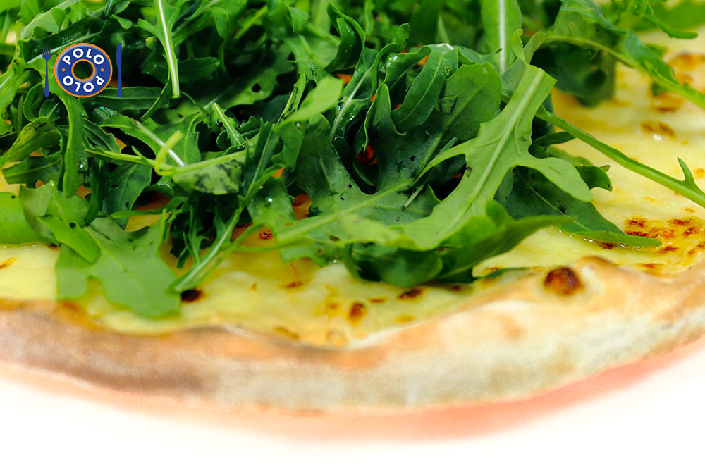 PIZZA-RUCOLA-POLO