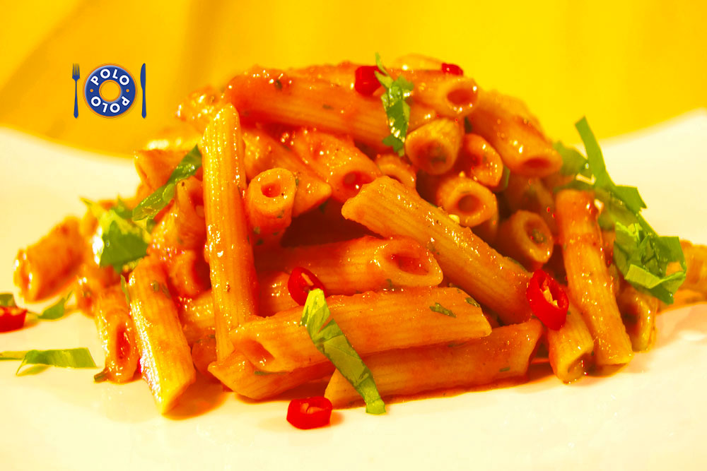 penne-all'arrabiata-polo